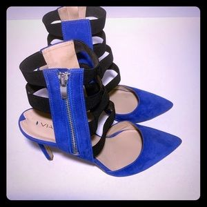 VIA SPIGA Damali heels